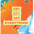 ASOS - 72 Hours Flash Sale: Extra 25% Off Sale Items (code)