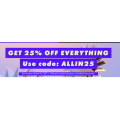 ASOS - 3 Days Sale: Extra 25% Off Everything (code)