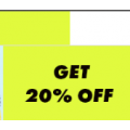 ASOS - 20% Off Everything (Students Only)