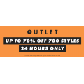 ASOS - Outlet Clearance: Up to 70% Off 700+ Sale Styles: T-Shirt $8; Shoes $8.5; Shirt $12.5; Dress $15 etc.