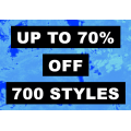ASOS - Final Season Sale: Up to 70% Off 700+ Sale Styles e.g. Tops $9.6; Sweatshirt $12.5; T-Shirt $17; Footwear $16.8 etc.