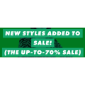 ASOS - Further Markdowns Added: Up to 70% Off Sale Styles e.g. Accessories $1.9; Tops $6; Dresses $7; Footwear $8 etc.