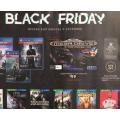 Target Australia - Black Friday 2019: Xbox One S 1TB Console $269 (Was $399); Xbox One X 1TB Console $479 (Was $649); SEGA Mega Drive Console $99 etc. [Printable Copy]