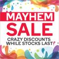 Kogan - Mayhem Sale: Up to 80% Off RRP + Free Shipping