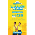 Cebu Pacific Air - Super Seat Feast - Fly to Manila from $230 Return