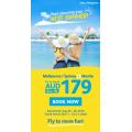 Cebu Pacific Air - Return Flights to Manila from $309