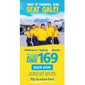 Cebu Pacific Air - Return Flights to Manila $289.05