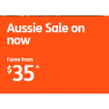 Jetstar - Aussie Sale: Domestic Flights from $35 e.g. Melbourne to Sydney $35
