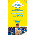Cebu Pacific - Festival Fun Sale: Fly to Philippines from $349 Return