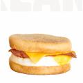 Hungry Jacks - 2 Bacon & Egg Muffins $5 via App (Nationwide)