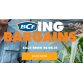 BCF - Weekend Sale: Up to 75% Off Clearance Stock - 3 Days Only
