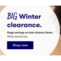 Big W - Big Winter Clearance: Up to 75% Off RRP + Notable Offers - Items from $1