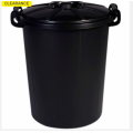 Interworld Plastics Rubbish Bin - Assorted Colours, 48 Litre $7 (Was $15.39) @ SCA