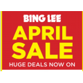 Bing Lee - APRIL SALE - 5 Days Only (In-Store & Online)