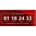 Booking.com - Cyber Monday 2019: Minimum 40% Off International Hotel Booking