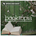 Booktopia - Afterpay Day Sale: $8 Off Orders - Minimum Spend $80