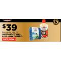 Repco - Bowdens Auto Body Gel Car Wash 500ml & Wash Pillow $39 (Was $57)