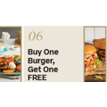 The Coffee Club - Buy One Get One Free Burgers via Rewards App! Today Only