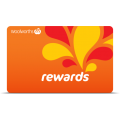 Free 1750 (Worth $8.75) Points when you Join Woolworths Rewards