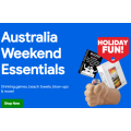 Catch - Australia Weekend Essentials Sale: Up to 75% Off 1860+ Clearance Items
