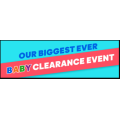 Catch - Biggest Ever Clearance Event: Up to 95% Off 635+ Clearance Items - Deals from $1