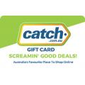 Paypal - 20% Off $20; $50 & $100 Catch eGift Card