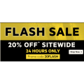 Cellarmasters - Flash Sale: 20% Off Sitewide (code)! 24 Hours Only
