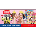 Chemist Warehouse - Mum's Day Sale e.g. Up to 85% Off Fragrances; Up to 50% Off Skincare; Oral Care; Haircare & More + Extra 5% Off (code)