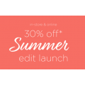 City Chic - Summer Edit Sale: 30% Off Sale Styles (In-Store & Online)