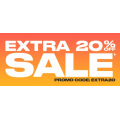 City Beach - Extra 20% Off Sale Items (code)