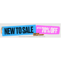 City Beach - New to Season Sale: Up to 70% Off Styles e.g. Lucid Geomet 2 Tone Shoes $13 (Was $44.99) etc.
