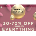 Clarks - Boxing Day Sale 2019: Up to 70% Off Storewide e.g. Morven Sun Boat Shoes $39 (Was $139.95); Glement Slip Formal Shoes $39 (Was $129.95) etc.