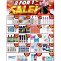 Chemist Warehouse - 2 for 1 Sale - 3 Days Only