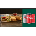7-Eleven -$2 375mL Coca-Cola, Sprite, Fanta and Lift Varieties, 600mL 7-Eleven Water, 250mL Mt Franklin Sparkling Varieties or 250mL Red Bull Editions Varieties with a Hot Food Purchase