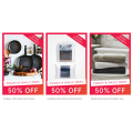 Myer - Daily Deal: 50% Off Homeware, Kitchenware & More - Today Only