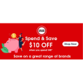 Coles - Click Frenzy: $10 Off Orders - Minimum Spend $40
