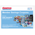 Costco - Latest Discount Coupons - Valid until Sun 16th Feb