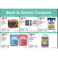 Costco - Back to School Sales Coupons - Valid until Sun 2nd Feb