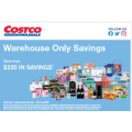 Costco - Latest Savings Coupons - Valid until Sun 16th Aug