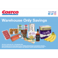 Costco - Latest Savings Coupons - Valid until Sun 27th September