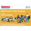 Costco - Latest Savings Coupons - Valid until Sun 11th October
