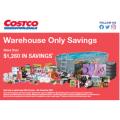 Costco - Latest Savings Coupons - Valid until Sun 8th Nov
