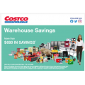 Costco - Latest Markdown Coupons - Valid until Sun 7th June