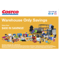 Costco - Latest Saving Coupons - Valid until Sun 23rd May