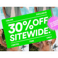 Cotton On - Rogue Shopping Event: 30% Off Storewide - Online Only