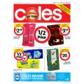 Coles Half Price Specials 28th May to 3rd June 2014