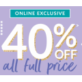 Crossroads - Afterpay Sale: 40% Off Full Priced Items! Online Only
