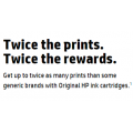 Cartridges Direct: Twice the Prints, Twice the Rewards HP Promotion - Buy Any 2 Identical Original HP Ink cartridges & Get Bonus VISA Prepaid Gift Card Up to $30 - ends 31 January 2015