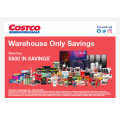 Costco - Latest Markdown Coupons - Valid until Sun 25th April