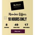 Dan Murphy's - 10 Hours Sale: Up to 65% Off e.g. Nova Vita Firebird Gruner Veltliner 2016 x 12 Bottles $108 (Was $267.2) etc.